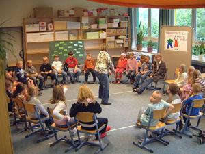 Stuhlkreis © Ev. Familien-Bildungsstätte Osnabrück